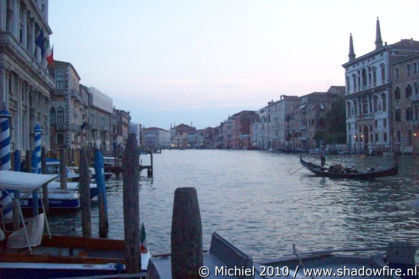 Canal Grande, San Marco, Venice, Italy, Metal Camp and Venice 2010,travel, photography