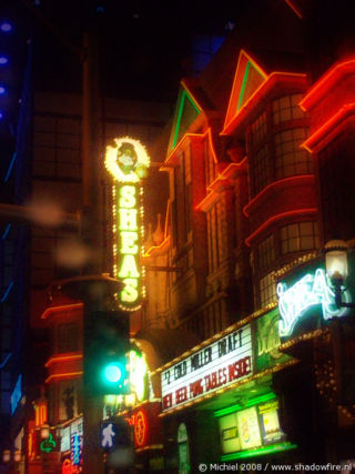 O Sheas, The Strip, Las Vegas BLV, Las Vegas, Nevada, United States 2008,travel, photography,favorites