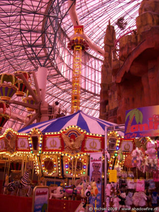 Circus Circus, The Strip, Las Vegas BLV, Las Vegas, Nevada, United States 2008,travel, photography