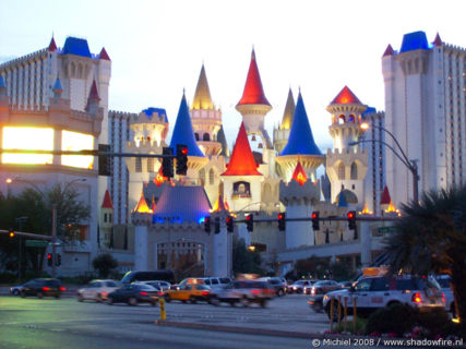 Excalibur, The Strip, Las Vegas BLV, Las Vegas, Nevada, United States 2008,travel, photography,favorites