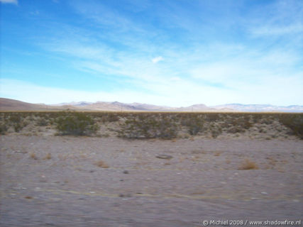 Area 51, Route 95, Nevada, United States 2008,travel, photography