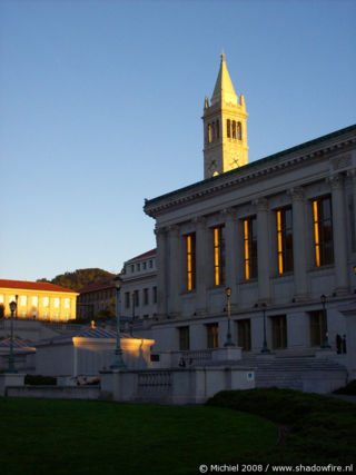 Library, University of California, Berkeley, California, United States 2008,travel, photography