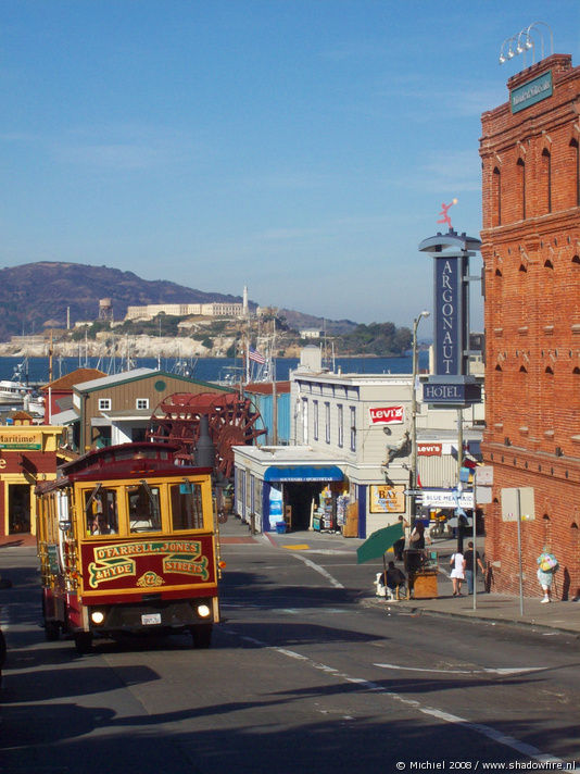 Fishermans Wharf, San Francisco, California, United States 2008,travel, photography,favorites