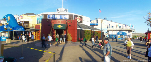 Pier 39 panorama Pier 39, Fishermans Wharf, San Francisco, California, United States 2008,travel, photography, panoramas