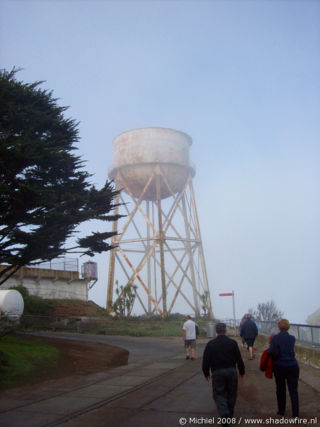Alcatraz, San Francisco, California, United States 2008,travel, photography