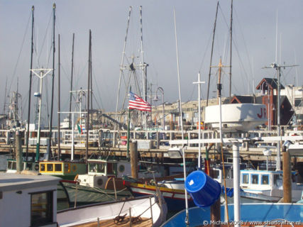 Fishermans Wharf, San Francisco, California, United States 2008,travel, photography
