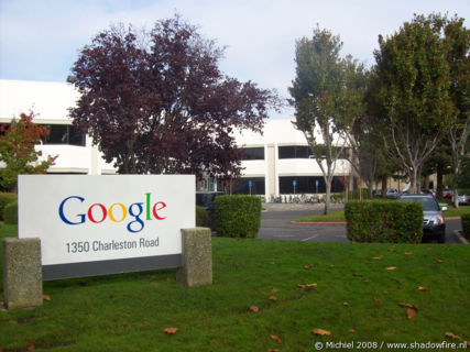 Google, Silicon Valley, Mountain View, California, United States 2008,travel, photography,favorites