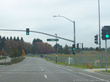 Google, Silicon Valley, Mountain View, California, United States 2008,travel, photography