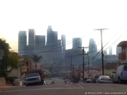 Downtown, Los Angeles, California, United States 2008,travel, photography
