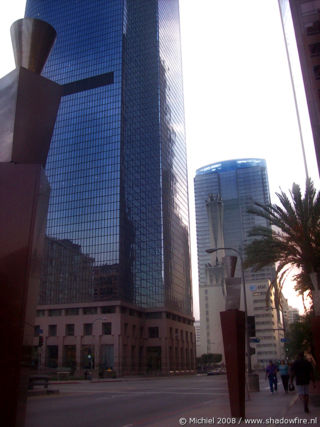 Grand AVE, Downtown, Los Angeles, California, United States 2008,travel, photography,favorites