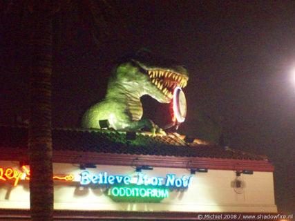 Ripleys Believe It or Not, Hollywood BLV, Hollywood, Los Angeles area, California, United States 2008,travel, photography