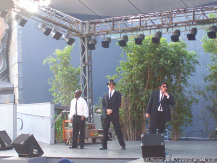 The Blues Brothers, Universal Studios, Hollywood, Los Angeles area, California, United States 2008,travel, photography