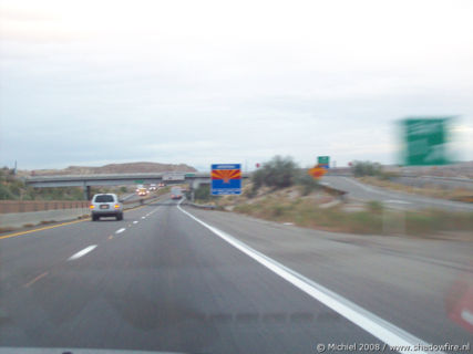 Route 40, Arizona, United States 2008,travel, photography
