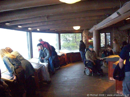 Observation Station, Yavapai Point, South rim, Grand Canyon NP, Arizona, United States 2008,travel, photography