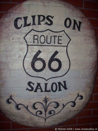Route 66, Williams, Arizona, United States 2008,travel, photography,favorites