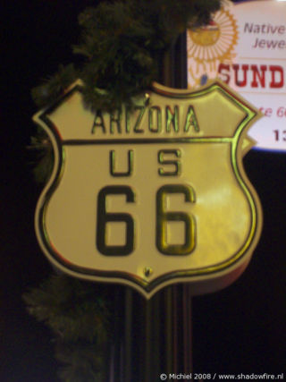 Route 66, Williams, Arizona, United States 2008,travel, photography