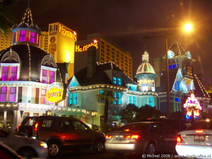 Harrahs, The Strip, Las Vegas BLV, Las Vegas, Nevada, United States 2008,travel, photography,favorites