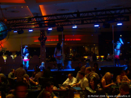 Hard Rock Casino, Harmon AVE, Las Vegas, Nevada, United States 2008,travel, photography