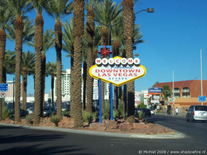 Welcome To Fabulous Downtown Las Vegas Nevada, Main STR, Downtown, Las Vegas, Nevada, United States 2008,travel, photography,favorites
