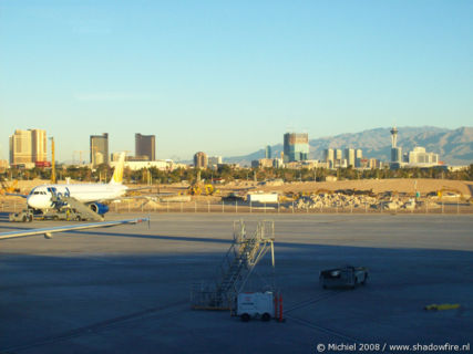 McCarran airport, Las Vegas, Nevada, United States 2008,travel, photography