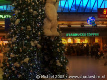 Starbucks, Schiphol airport, Nederland, United States 2008,travel, photography