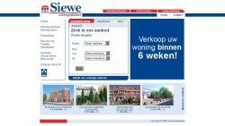 NVM wonen website RW work, websites, portfolio, xml, html, css, coldfusion, bmw